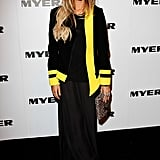 Pip Edwards at the Myer Spring Summer launch in 2011