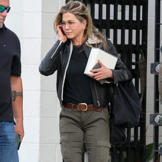 Jennifer Aniston Shoes 2018