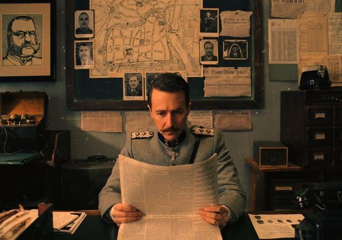 Henckels enjoys the paper.