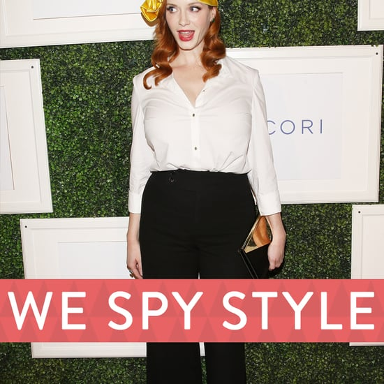 We Spy Style: Christina Hendricks's Bad Style | Video