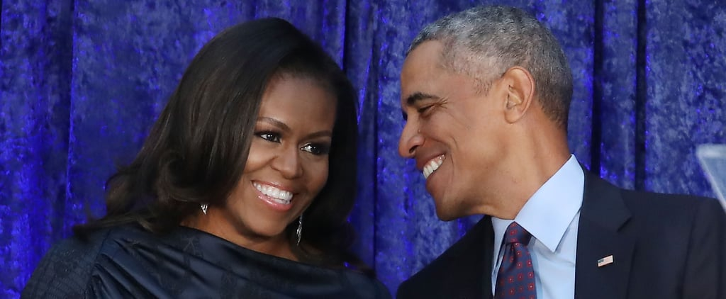 Barack and Michelle Obama Share Sweet Anniversary Posts 2021