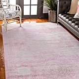 Unique Loom Bromley Collection Vintage Traditional Medallion Border Area Rug
