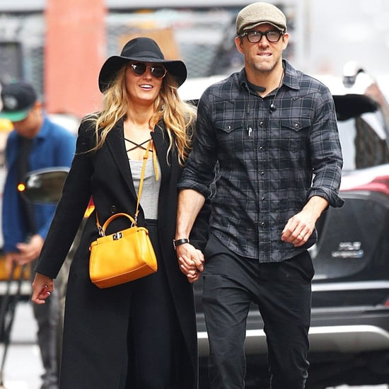Blake Lively and Ryan Reynolds in NYC May 2017