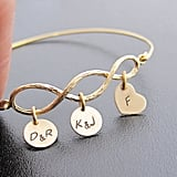 For the Fashionista Grandma Who Loves Her Jewelry: Three Generations Bracelet