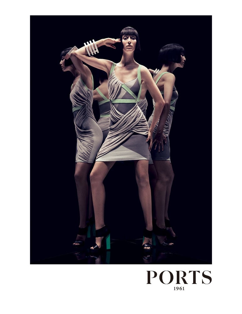 Ports 1961 Spring 2012 Ad Campaign