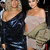Kylie Jenner and Jordyn Woods Friendship Pictures