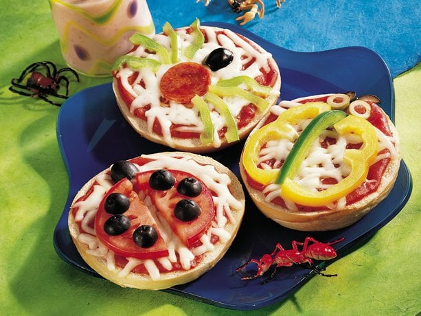 Create Kid-Friendly Pizza Bagels