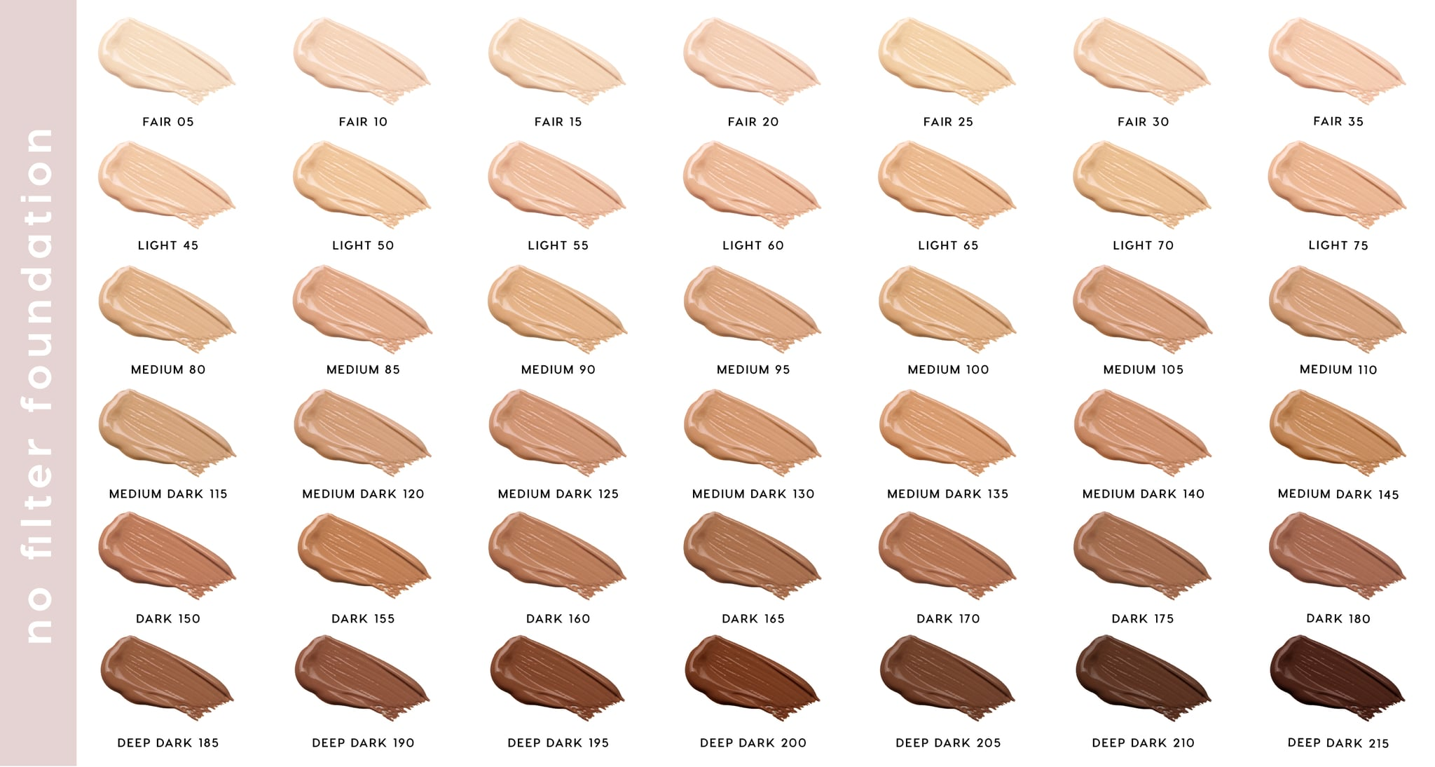 Makeup Brands With Wide Foundation Ranges Popsugar Beauty