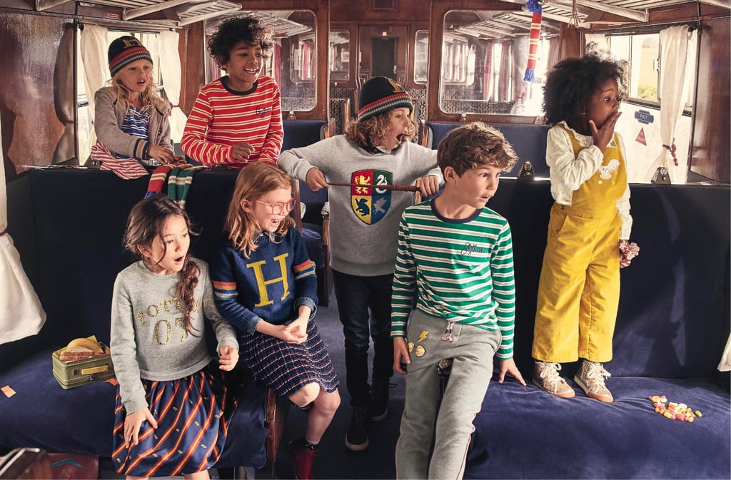 Mini Boden Harry Potter Kids Clothing Range - Photos