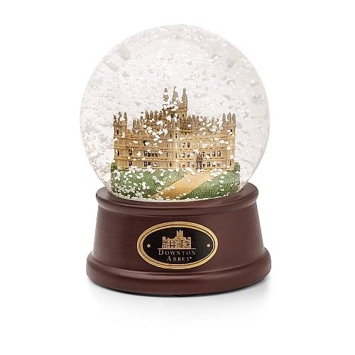 Downton Abbey Snow Globe ($50)