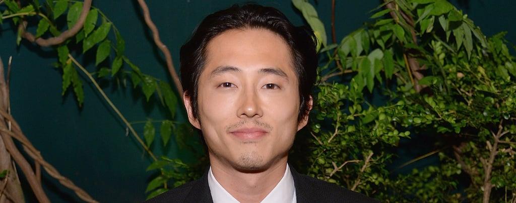 Steven Yeun Hottest Photos