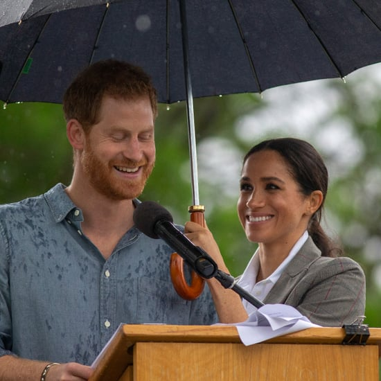 See Meghan Markle and Prince Harry's Holiday Thank You Cards