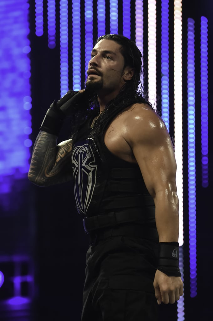 Sexy Roman Reigns Pictures