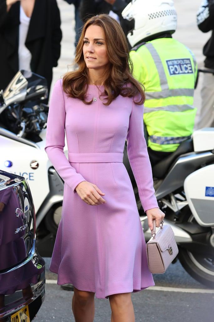 Kate in October 2018