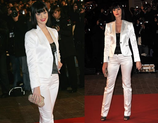Love it or Hate it: Katy Perry's White Tuxedo