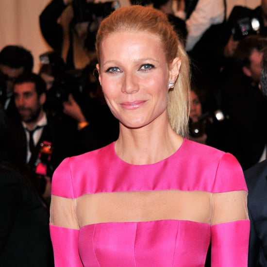 Gwyneth Paltrow Shares Photo of Apple Martin on Instagram