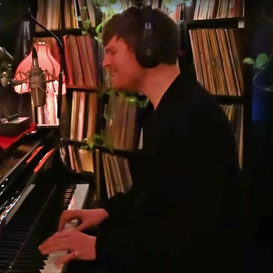 "Watch James Blake Cover ""When the Party's Over"" 