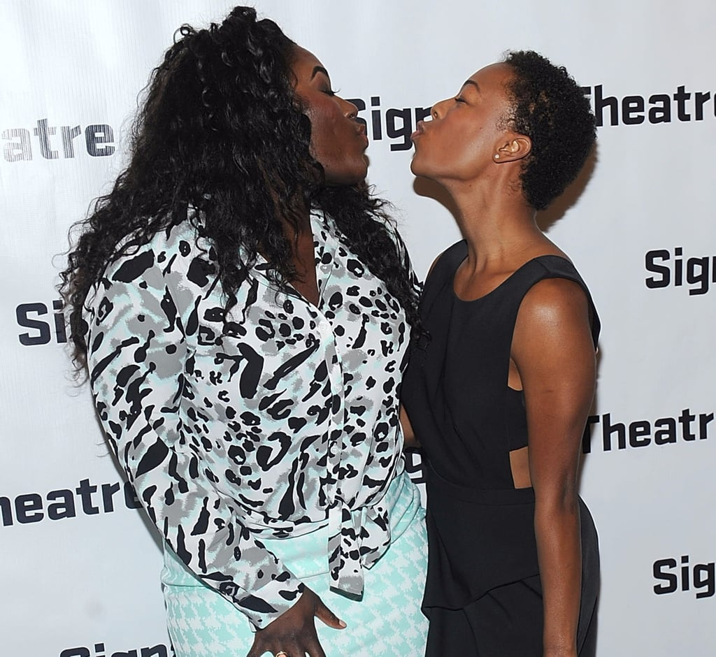 How Did Samira Wiley and Danielle Brooks Meet?