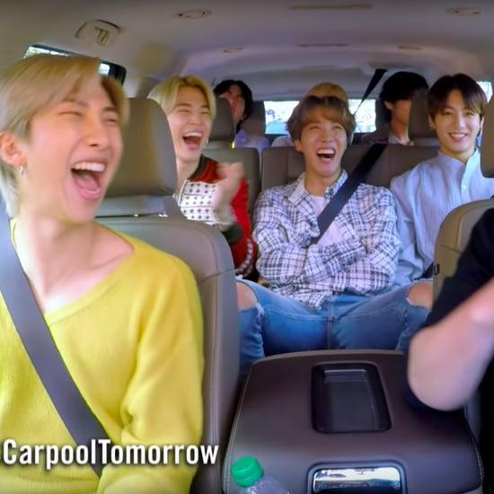 BTS Carpool Karaoke Video