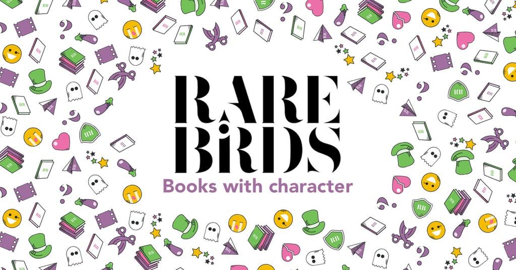 Rare Birds Book Club Box