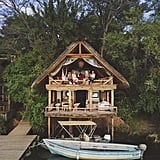 Tongabezi Tree House