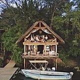 Tongabezi Tree House