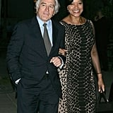 Robert De Niro and his wife Grace Hightower made their way into the Vanity Fair Party.