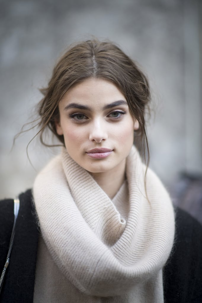 Bushy Eyebrows Are Sexy Taylor Hill Beauty Interview Popsugar
