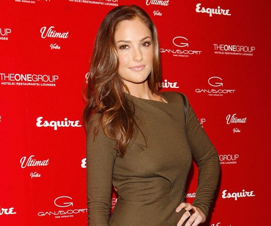 Slide Picture of Minka Kelly at Esquire's Sexiest Woman Alive Party in NYC