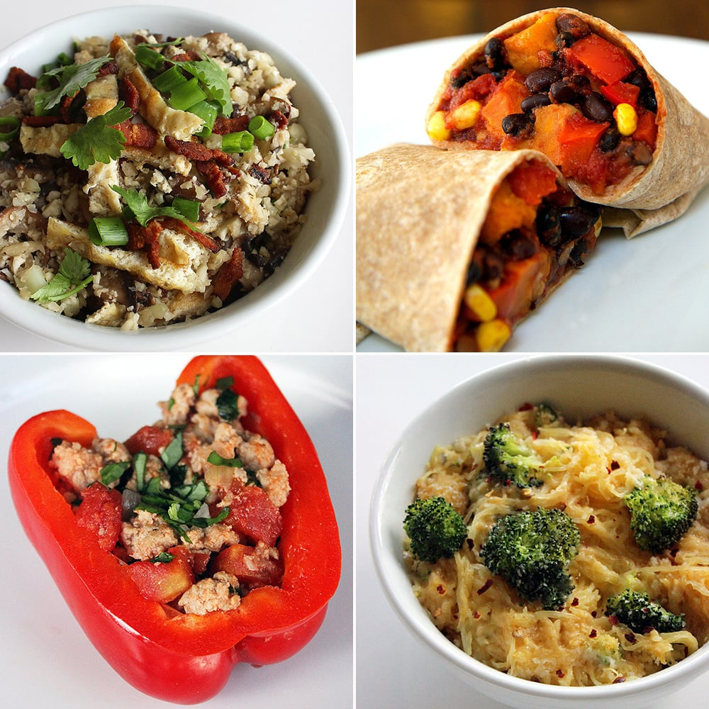 the 75 healthy dinners you need in your recipe arsenal popsugar