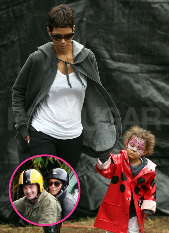 Pictures of Halle and Olivier