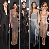 Who Was Best Dressed on the amfAR Gala Red Carpet?