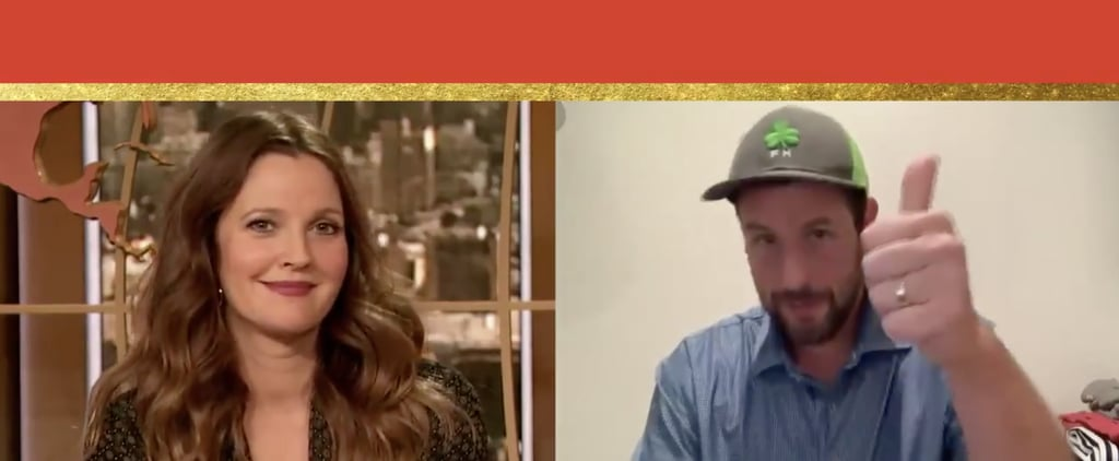 Watch Adam Sandler and Drew Barrymore Tease a Fourth Movie