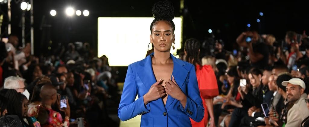 Harlem's Fashion Row's Emerging Black Designers at NYFW 2021