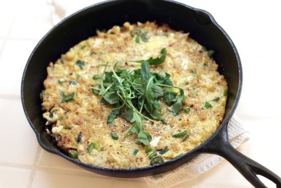 Cauliflower-Quinoa Frittata