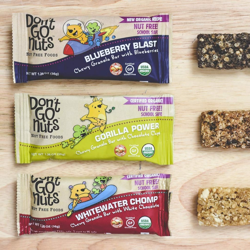 Don't Go Nuts Chewy Granola Bars