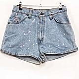 Grant Blvd Vintage Denim Shorts