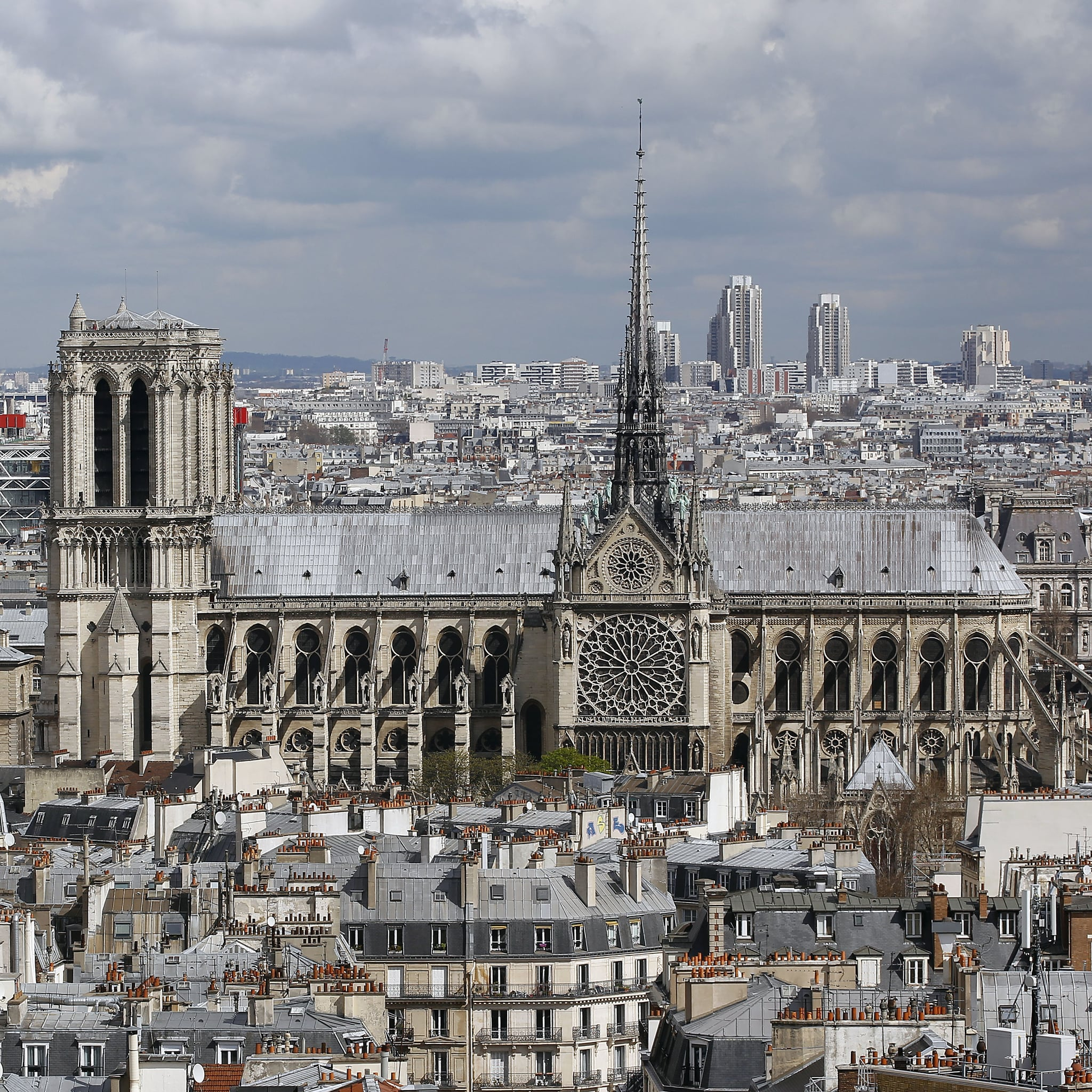 Notre Dame Pictures Before The Fire In April 2019 Popsugar News