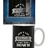 Black Harry Potter Ceramic Mug ($4)