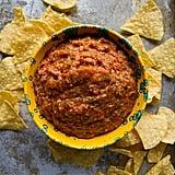 Roasted Butternut Squash Chipotle Salsa