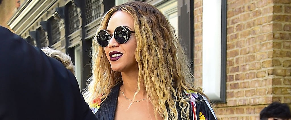 Beyoncé and Jay Z Step Out For a Sunny Afternoon Stroll in NYC