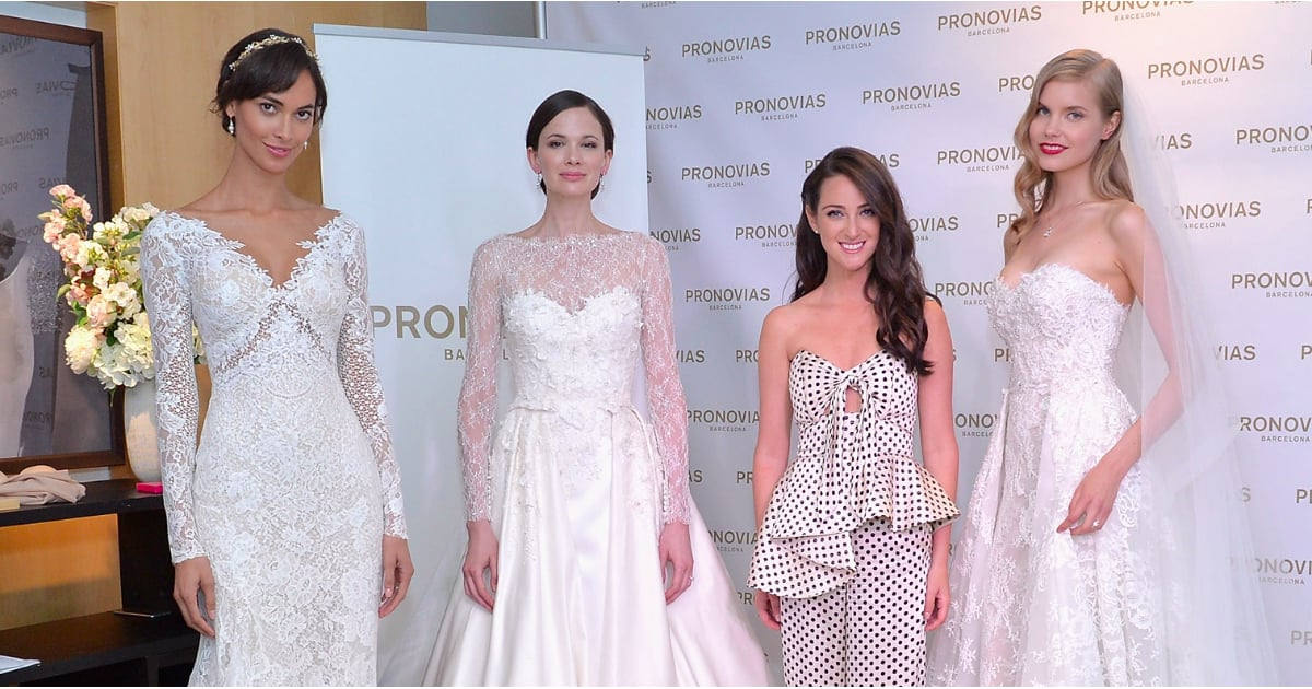 The Most Flattering Wedding Dress Shape