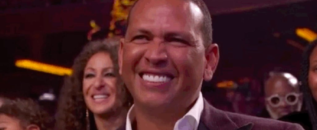 Alex Rodriguez's Reaction to Jennifer Lopez at the 2018 VMAs