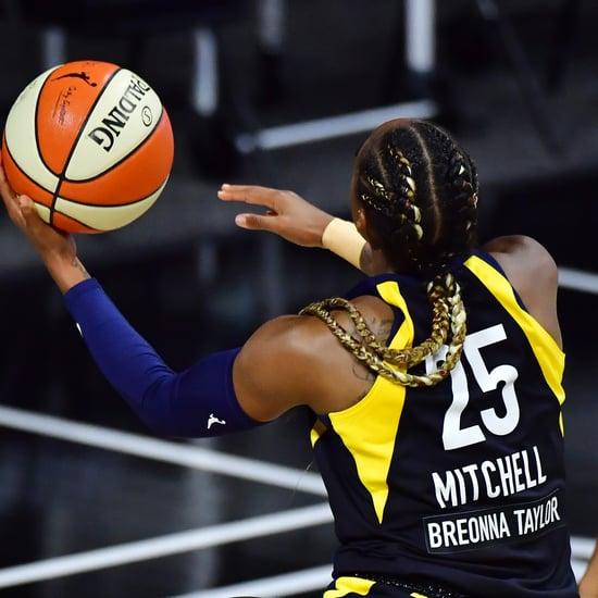 WNBA Wins Award For Its Season Dedicated to Social Justice