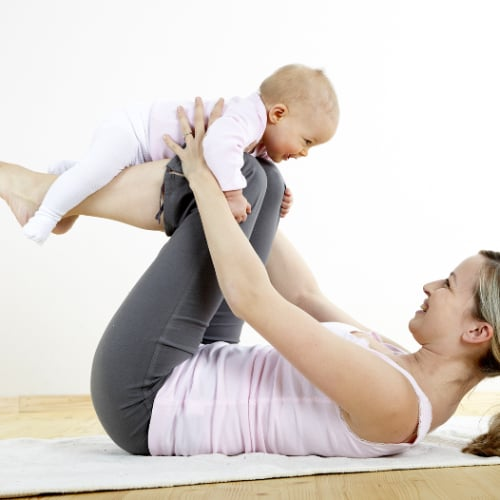 Postpartum Exercise Tips