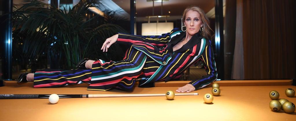 Celine Dion L'Oreal Paris Interview