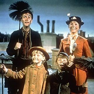 Was Mary Poppins Bert's Nanny?