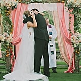 "5 Expert Tips on Having a Loved One Officiate Your Wedding  The wedding ceremony can be overshadowed by the dancing, booze, and food of the reception, but ceremonies truly hold the heart of the big day: it's when the couple officially begins the rest of their lives as spouses. The ""I dos"" are led by the officiant, and selecting the person responsible for that moment should not be taken lightly. And more and more couples are choosing loved ones for this meaningful duty over clergymen. ""In the past few years, we've seen a big surge in the number of couples asking a friend or family member to officiate their wedding,"" San Francisco wedding planner Jubilee Lau of Jubilee Lau Events told us. ""It seems as if the consensus for such a decision is to bring in another layer of personalization to the ceremony."" If you're planning on having someone you know officiate your wedding, Jubilee shared five tips. Photo by Fondly Forever Photography via Style Me Pretty"