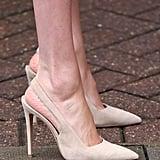 Meghan Markle's Pregnancy Shoes