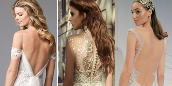 28 Wedding Dresses That Are Even More Beautiful From The Back